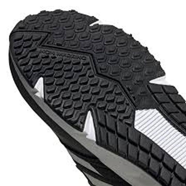 アディダス スニーカー ジュニア 男の子 女の子 黒 22.5cm 23cm 23.5cm 24cm 24.5cm 25cm adidas ファイト K  靴紐 スポーツ 子供 運動靴 mstore 07