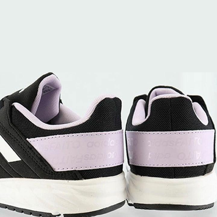 アディダス スニーカー ジュニア 男の子 女の子 黒 22.5cm 23cm 23.5cm 24cm 24.5cm 25cm adidas ファイト K  靴紐 スポーツ 子供 運動靴 mstore 08