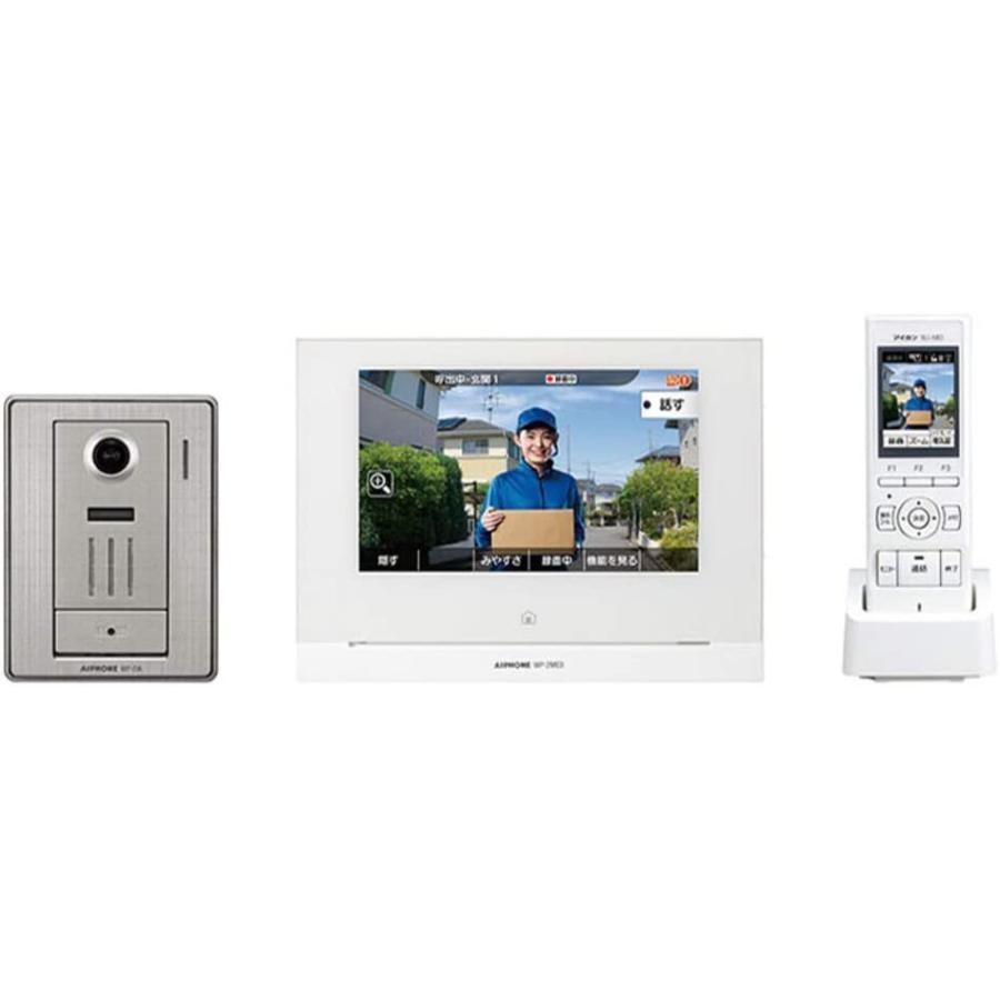 アイホン WP-24A テレビドアホンセット ワイヤレス対応 2·4タイプ スマートフォン連動