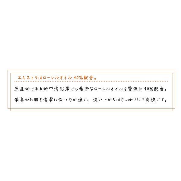 石鹸 無添加 アレッポの石鹸 エキストラ40 4個 180g×4個 オーガニック 送料無料 正規品 ボディケア 石けん アレッポ|mugigokoro-y|04