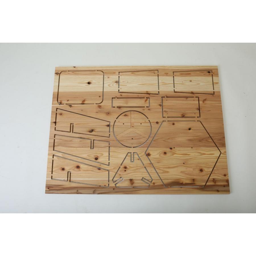 木it (キッズテーブル&チェア)プラモデルファニチャー 家具キット ヤマガタヤ産業|mukusakura|02
