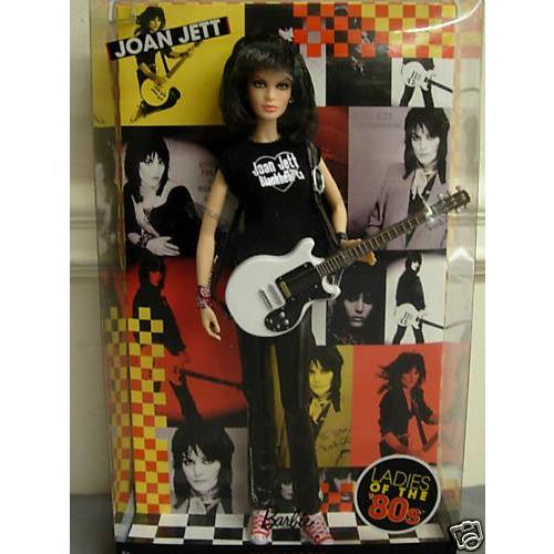 ジョーン ジェット バービー Joan Jett Barbie