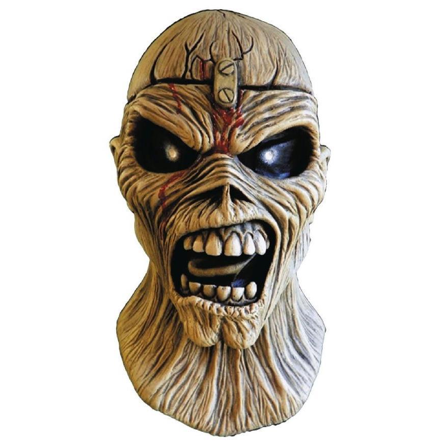 アイアン メイデン Iron Maiden Eddie エディ マスク 頭脳改革 Piece Of Mind 正規品 ロックTシャツ関連 コスチューム TOY