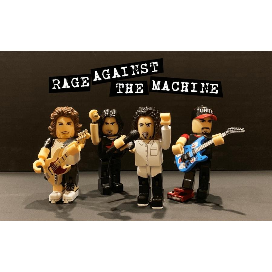 ★レイジ アゲインスト ザ マシーン ブロッカー フィギュア brokker Rage Against The Machine 正規品 TOY ドール