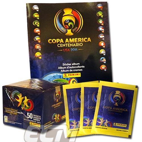 【予約ECM19】PANINI コパ・アメリカ 100周年記念大会 2016 オフィシャルステッカー【サッカー/Copa America/コレクション/ブラジル代表/アルゼンチン代表】