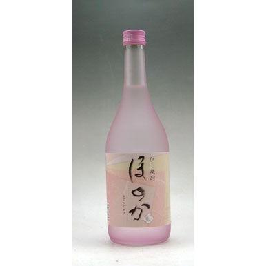 ひし焼酎 ほのか  22° 菱(ひし)焼酎 720ml  女性に大人気ストレート・ロックでお楽しみください。 murasake8
