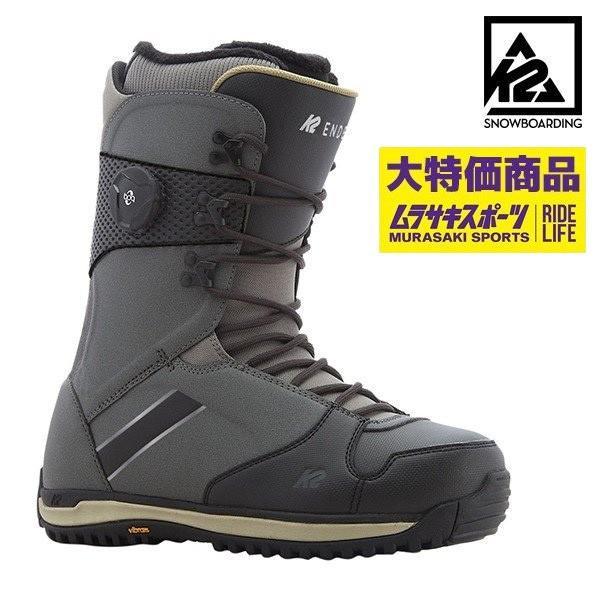 スノーボード ブーツ 型落ち K2 ケーツー ENDER ビックサイズ 16-17モデル メンズ F1 J24