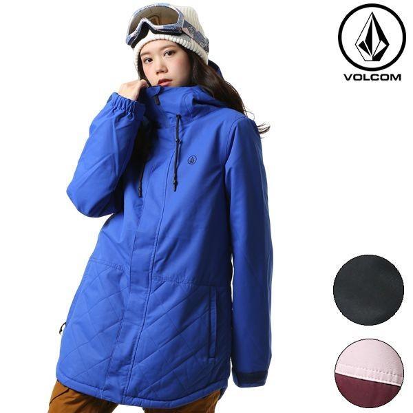 スノーボード ウェア ジャケット 型落ち VOLCOM ボルコム H0451907 Winrose Ins Jacket 18-19モデル レディース FF K9