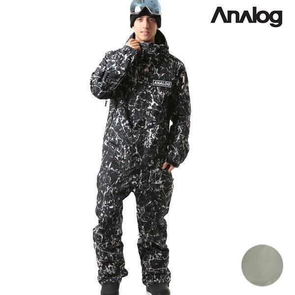スノーボード ウェア ワンピース 型落ち Analog アナログ AG PNY KEG ONE PCE 18-19モデル メンズ FF K23