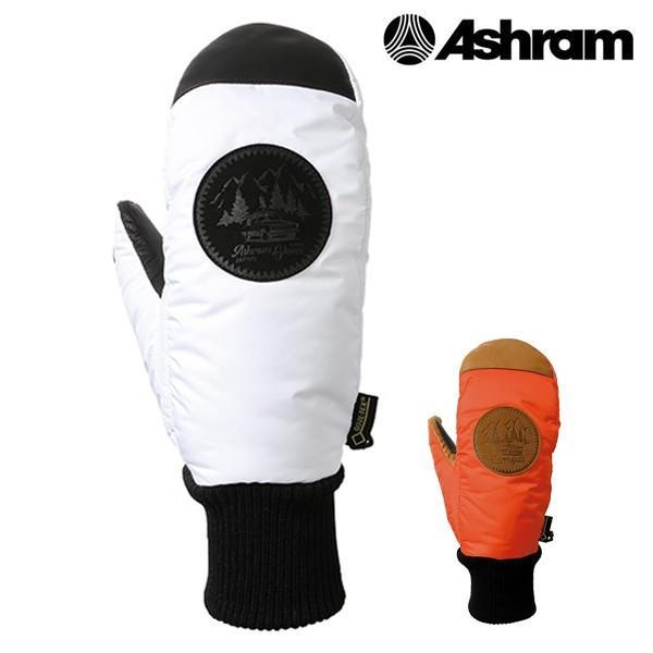 スノーボード グローブ ASHRAM アシュラム PODEROSA ポデローザ 18-19モデル メンズ GORE-TEX FF F24