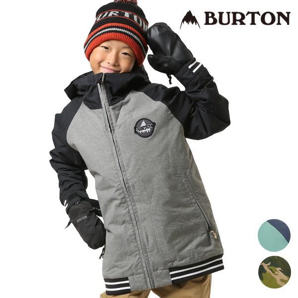 スノーボード ウェア ジャケット BURTON バートン BOYS GAMEDAY JK 18-19モデル キッズ ジュニア FF K23