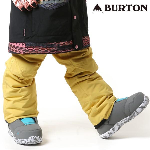 スノーボード ウェア パンツ BURTON バートン GIRL SWEETART PT キッズ ジュニア FF K23