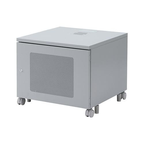 サンワサプライ 19インチマウントボックス(H500・8U) CP-101 棚 鍵付き オフィス オフィス