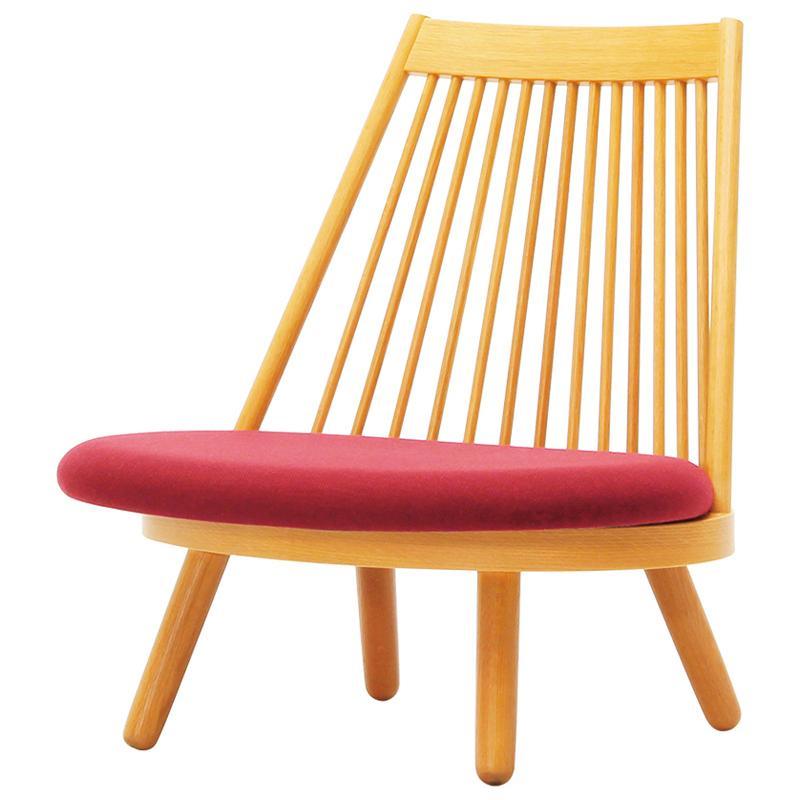 天童木工 スポークチェア スポークチェア S-5027NA-ST(あぐら椅子) 張地グレードS