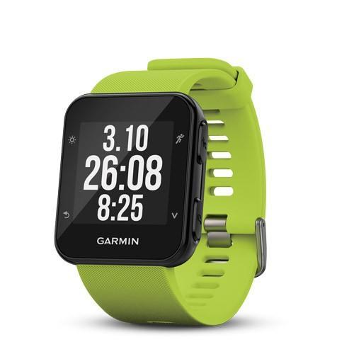 GARMIN(ガーミン) ForeAthlete 35J LimeGreen GPS 腕時計 日本正規品 010-01689-39