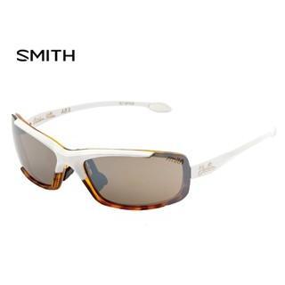 【nightsale】 Smith Optics/スミス AB5 白い Tort 【レンズ/Polar 褐色[偏光] & Ignitor】