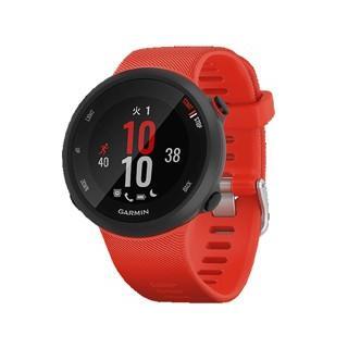 GARMIN/ガーミン ★★★ForeAthlete 45 Lava 赤 GPS ランニングスマートウォッチ 0100215646