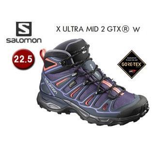 SALOMON/サロモン L39039900 X ULTRA MID 2 GTX W ハイキングシューズ ウィメンズ 【22.5】