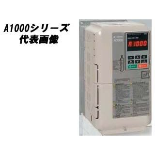 YASKAWA/安川電機 【代引不可】CIMR-AA2A0030FA IM/PM兼用 高性能ベクトル制御インバータ (200V級)
