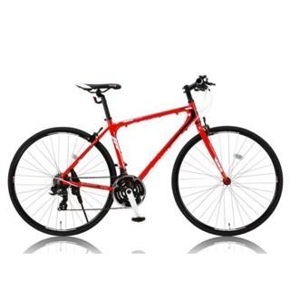 CANOVER/カノーバー  CAC-021 VENUS(ビーナス) 470mm クロスバイク 【700c】 (レッド)