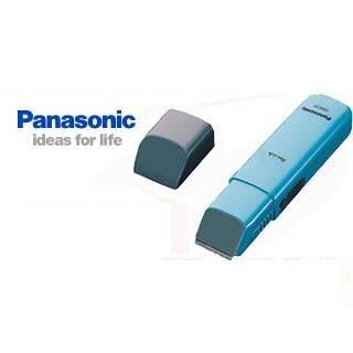 Panasonic/パナソニック  ER803PP-A(青)  ペットクラブ 犬用バリカン部分カット用|murauchi3