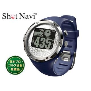 TECHTUIT/テクタイト W1-FW ShotNavi/ショットナビ 腕時計型タイプ (ネイビー)