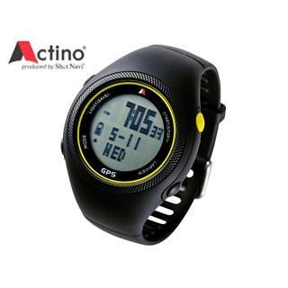 TECHTUIT/テクタイト WT300 Actino ランニングGPSウォッチ (ライムイエロー)