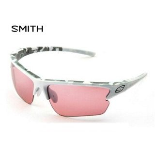 【nightsale】 Smith Optics/スミス REACTOR MKII白い CAMO 【レンズ/Photochromic Clear [調光]】