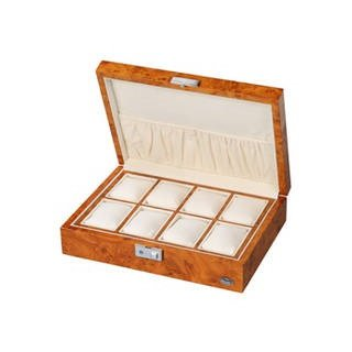 高級感 ローテンシュラガー ローテンシュラガー 木製時計8本収納ケース LU51010RW, 永平寺町 f9f473d6