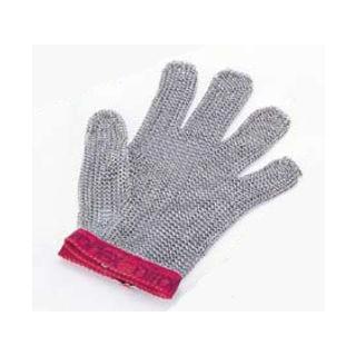 ニロフレックス メッシュ手袋5本指/S S5(白)