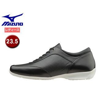 mizuno/ミズノ B1GH1664-09 セレクト620 レディースウォーキングシューズ 【23.5】 (ブラック)