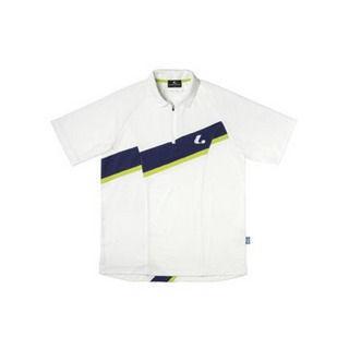 LUCENT/ルーセント Uni ゲームシャツ(ホワイXLP8140(ホワイト)【L】
