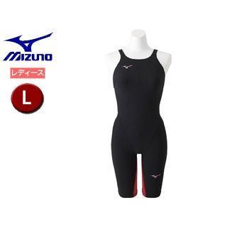 mizuno/ミズノ N2MG8712-96 MX-SONIC G3 ハーフスーツ 【L】 (ブラック×レッド)