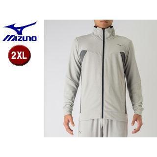 mizuno/ミズノ 32MC7150-05 ドライベクター スウェットシャツ 【2XL】 (ベイパーシルバー)