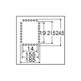HOZAN/ホーザン HS-616 ノズル スタンダードピン仕様 (28ピン)