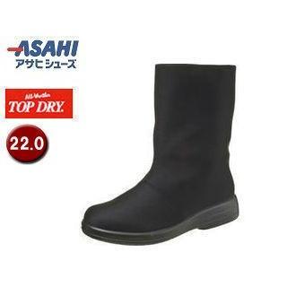 ASAHI/アサヒシューズ AF39071 TDY39-07 トップドライ 【22.0cm・3E】 (ブラック)