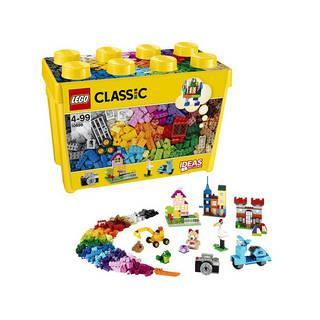 LEGO レゴ  クラシック 黄色のアイデアボックス スペシャル 10698|murauchi3