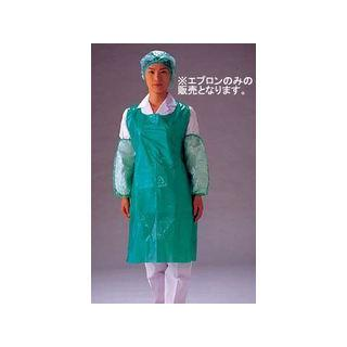 ADVANCE TRITON PTE パル ポリエプロン(200枚×5ロール)OA301G グリーン