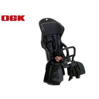OGK/オージーケー  RBC-015DX ヘッドレスト付 カジュアル うしろ子供のせ (黒/黒)