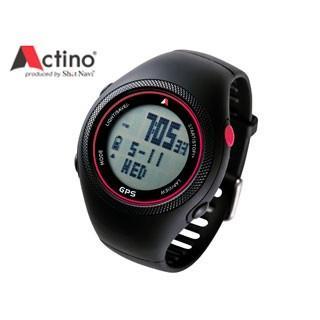 TECHTUIT/テクタイト WT300 Actino ランニングGPSウォッチ (ヴァーミリオン)