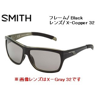 【nightsale】 Smith Optics/スミス ACTION POLAR MASTERMIND 黒 【レンズ/X-Copper32】