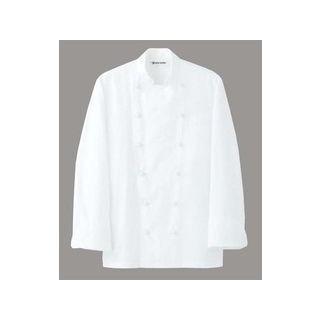 SEVEN UNIFORM/セブンユニフォーム ドレスコックコート(男女兼用)AA461−3 ホワイト 3L
