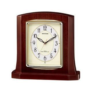 RHYTHM/リズム時計 【メーカー在庫限り】8RY406SR06 【パルロワイエR406SR】