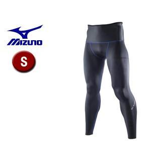 mizuno/ミズノ ★K2MJ5B02-92 BG9000 バイオギアロングタイツ メンズ[リバーシブル] 【S】 (ブラック×ブルー)