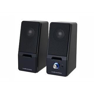 audio-technica AT-SP121 BK active speaker JAPAN