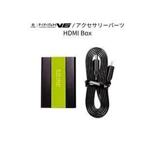 QYSEA キューワイシー  FIFISH V6_HDMI