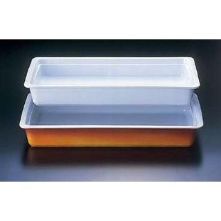Royale  ロイヤル陶器製 角ガストロノームパン/PC625·11 1/1 カラー