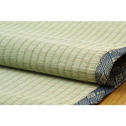 純国産 糸引織 い草上敷 『最上』 本間 4.5畳(約286×286cm)
