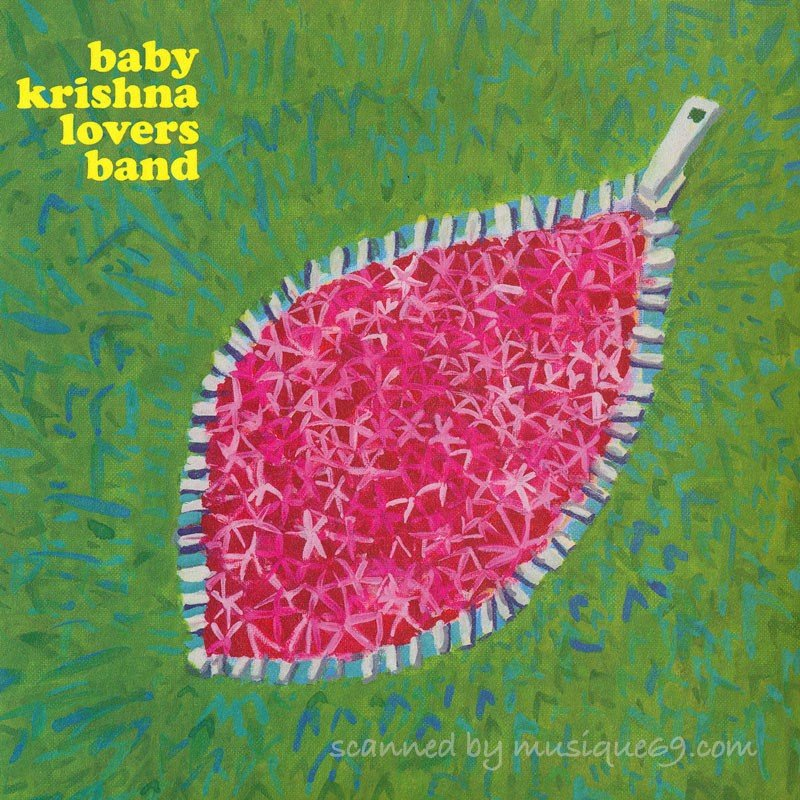 Baby Krishna Lovers Band - ファスナー Fastener (CD)|musique69