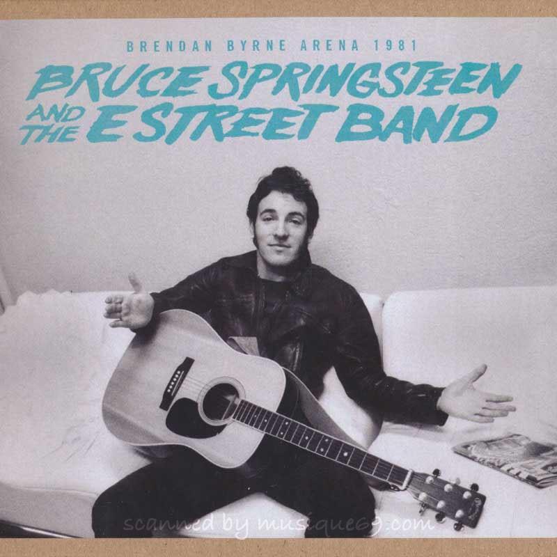 ブルーススプリングスティーン Bruce Springsteen & The E Street Band - Brendan Byrne Arena 1981 (CD)|musique69